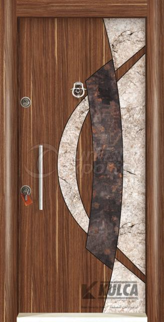 Y-1218 (LAMİNATE STEEL DOOR)